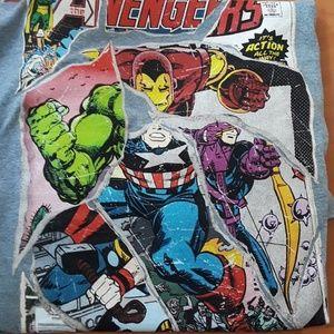 Men's Avengers Marvel Comics t-shirt 2XL
